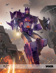 Transformers - Cyclonus