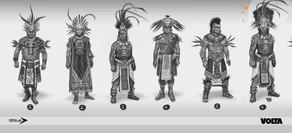 Tomb Raider - Aztec High Society Male