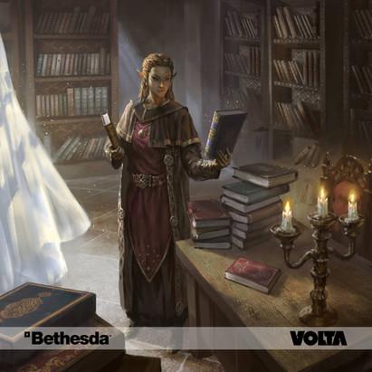 Elder Scrolls Legends - Insightful Scholar