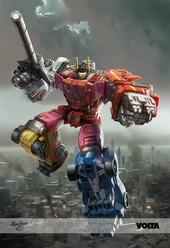 Transformers - Combiner
