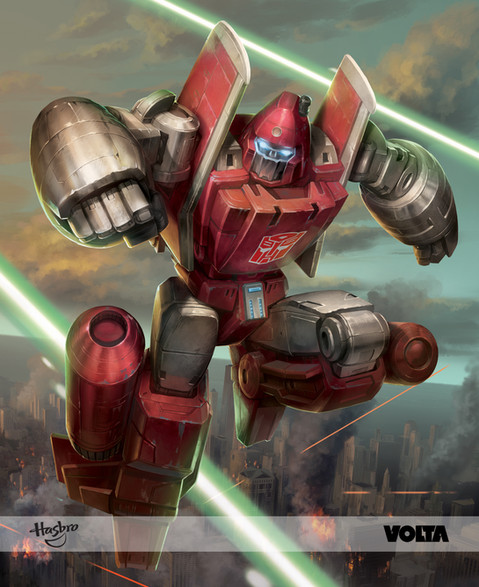 Transformers - Powerglide