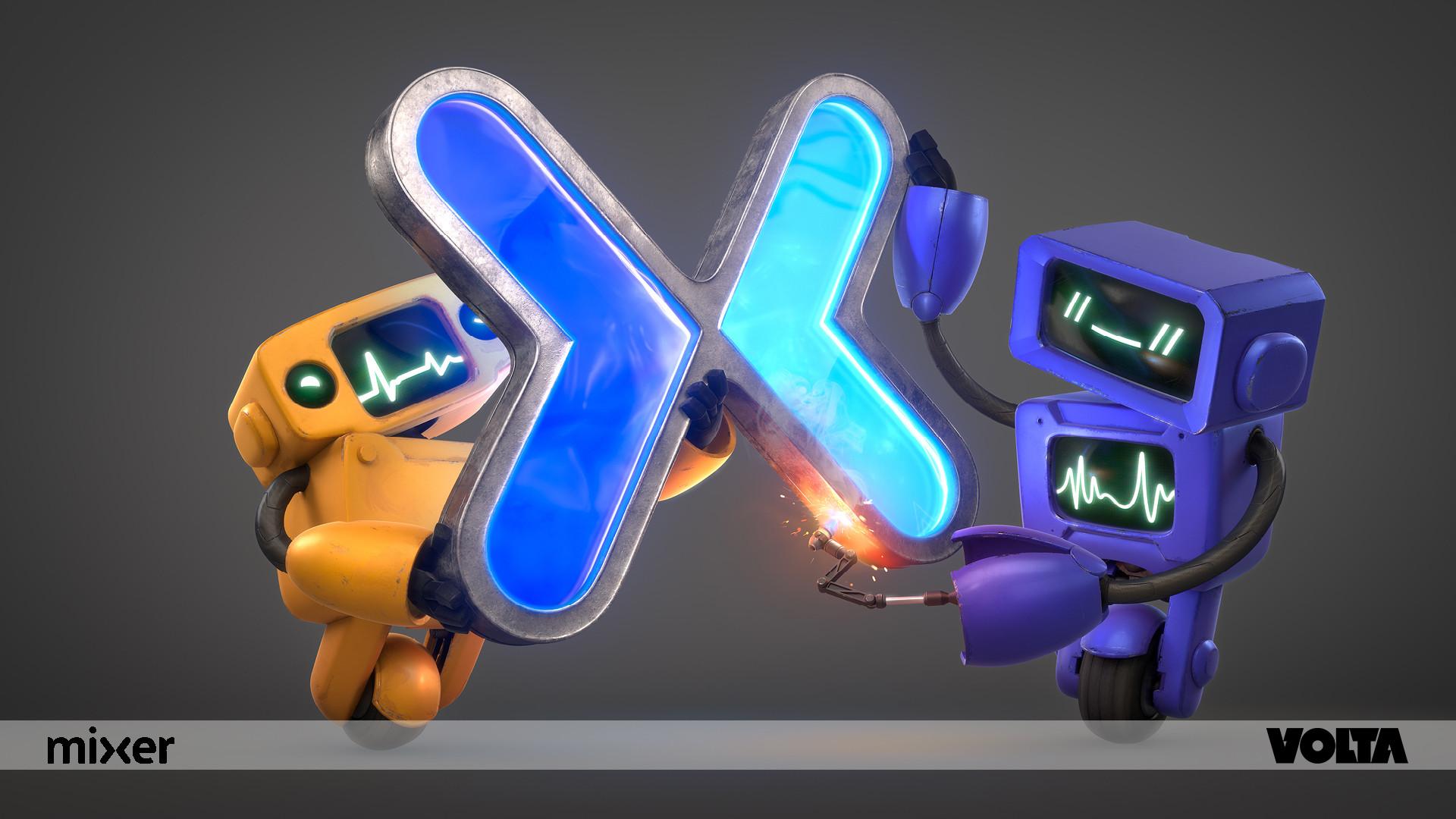Mixer - BorkBot and DevBot