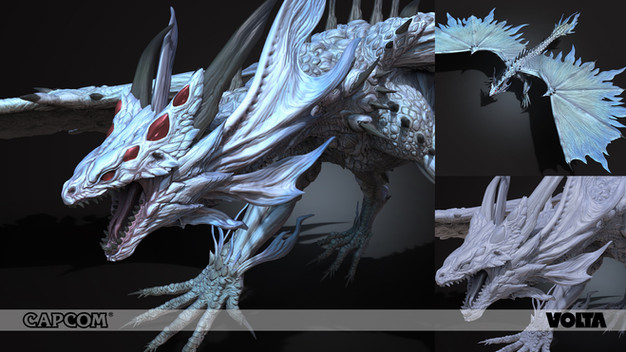 Monster Hunter World - Xeno'jiiva