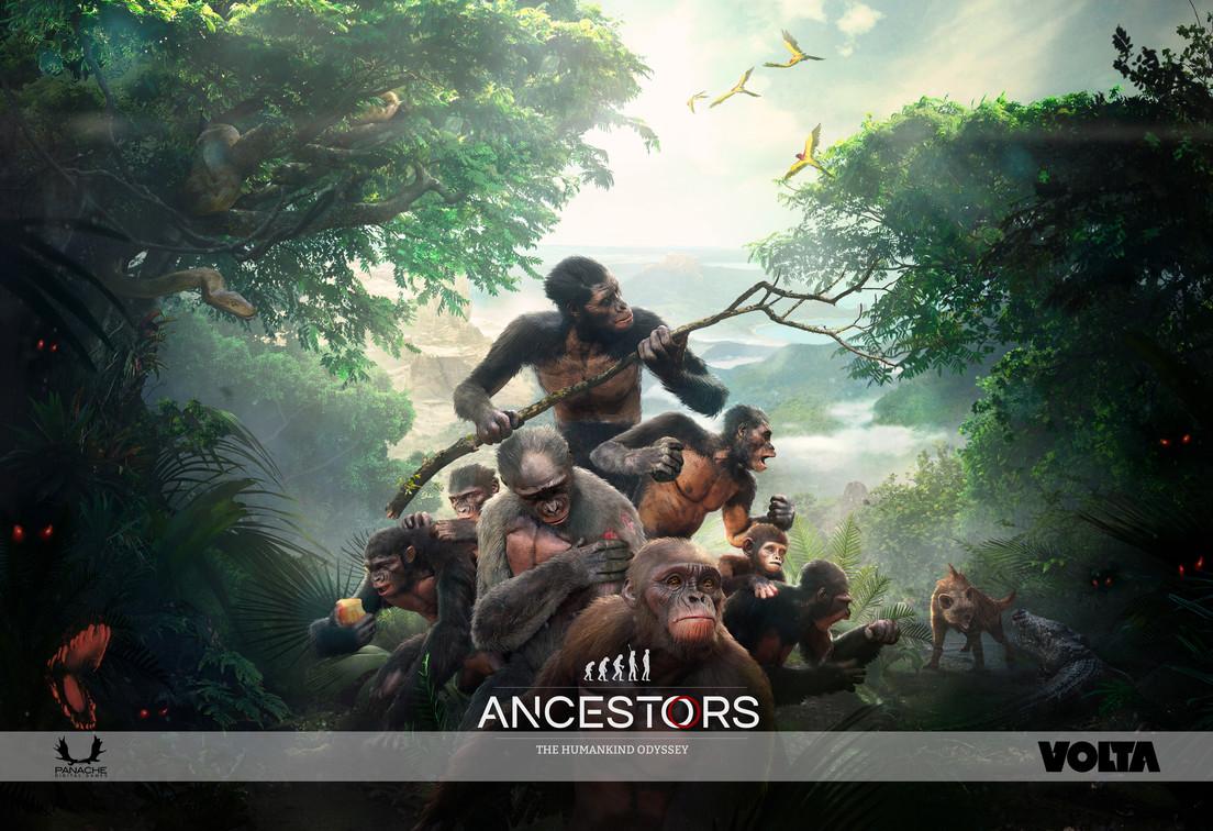 Ancestors - Cover Art