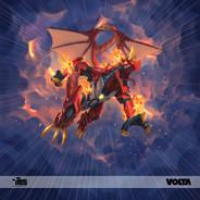 Bakugan - Fiery Rage Pyrus