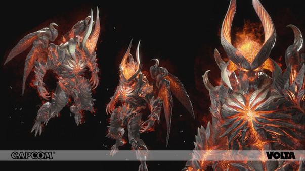 Devil May Cry 5 - Sin Devil Trigger Dant