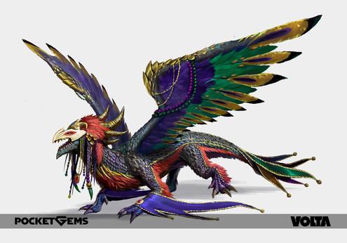 War Dragons - Masquerade Sorcerer