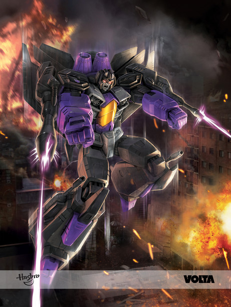 Transformers - Skywarp