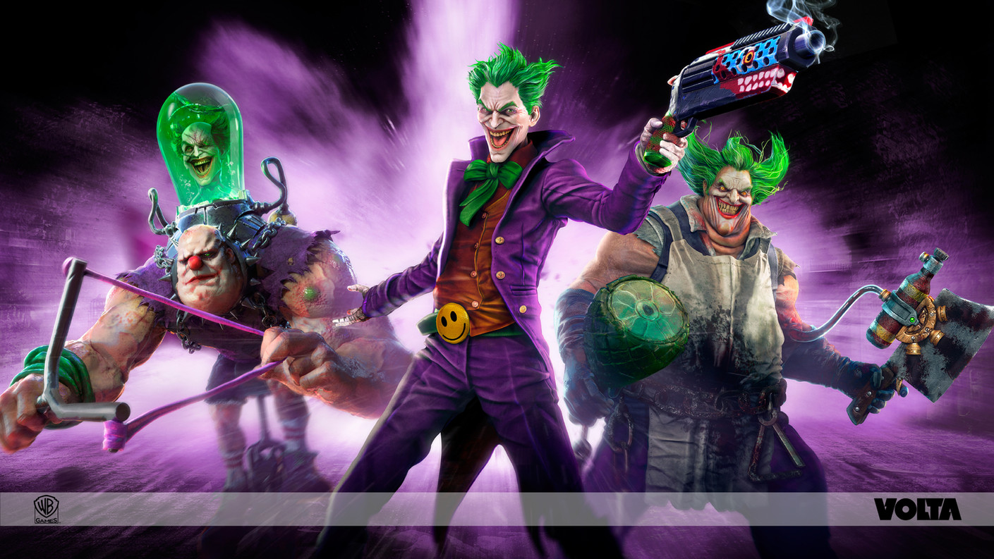 Infinite Crisis - Jokers