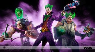 Infinite Crisis - Jokers