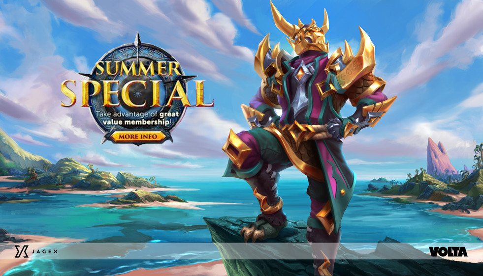 Runescape - Summer Special