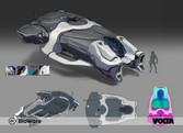 Mass Effect Andromeda - Angara Shuttle