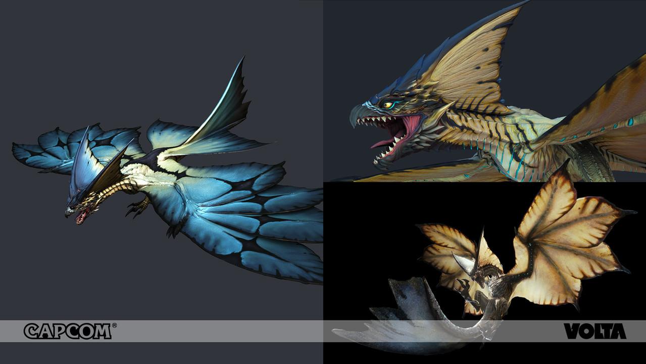 Monster Hunter World - Legiana