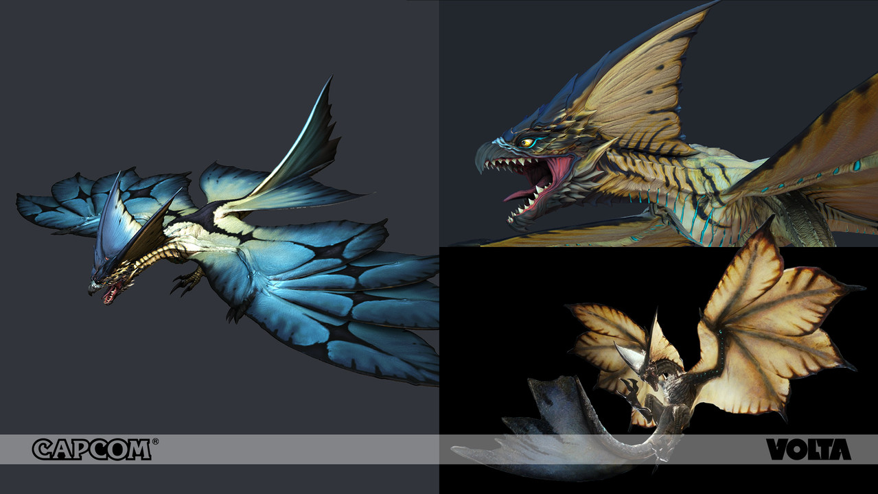 Monster Hunter World - Legiana