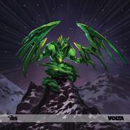 Bakugan - Serpenteze Ventus