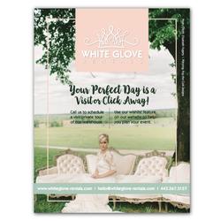 White Glove Ad