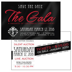 The Gala Save the Date