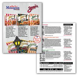 Zapps Sales Sheet
