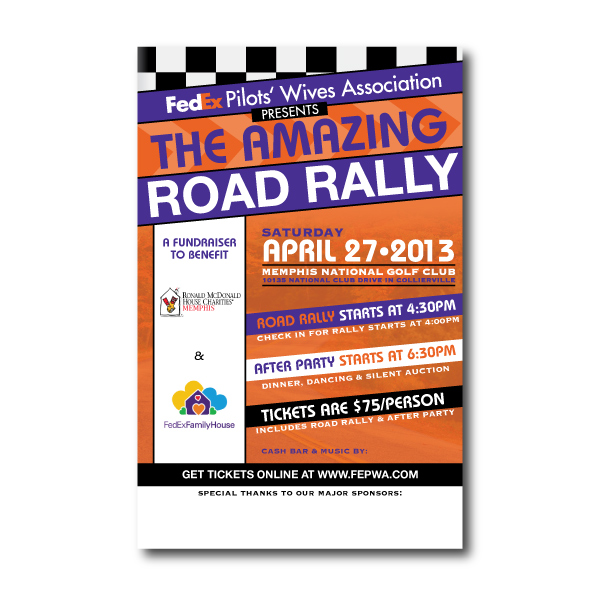 The Amazing Road Rally Event