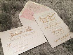 Yolanda and Walter Wedding
