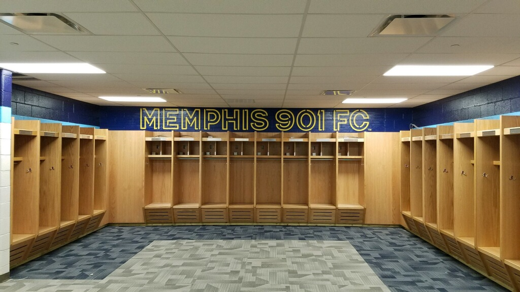 Memphis 901FC Lockers