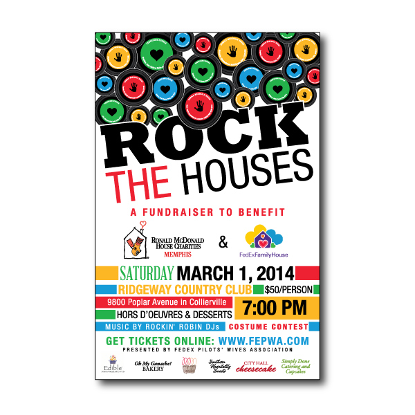 Rock the Houses Event