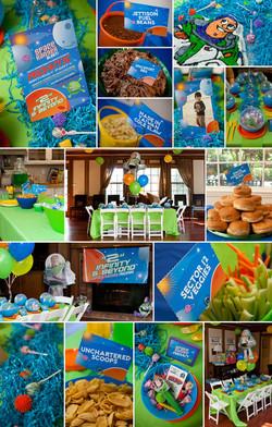 Aidan's 2nd Birthday Party