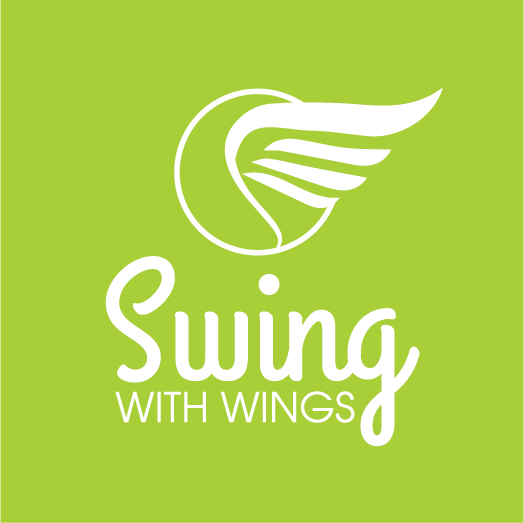 Swing with Wings Logo