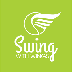 Swing with Wings Logo