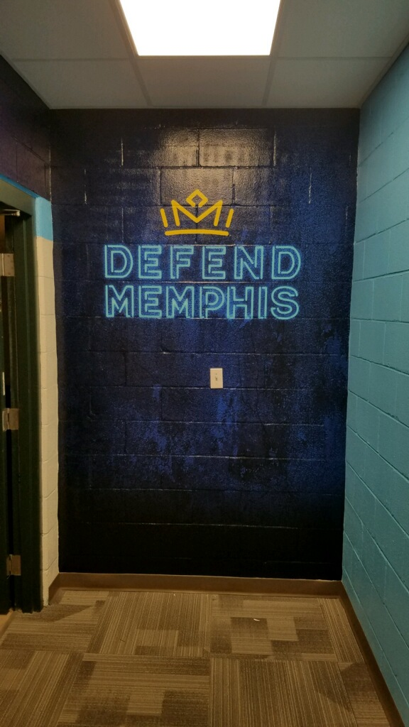 Defend Memphis Wall