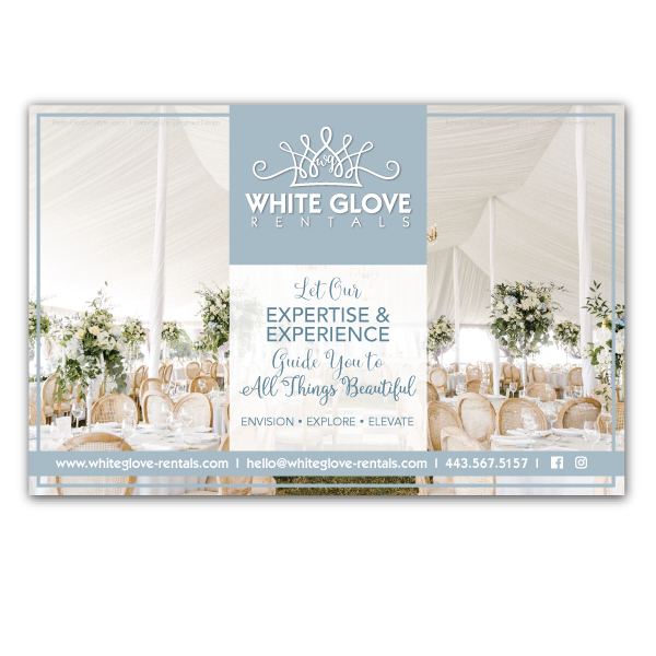 White Glove Ad