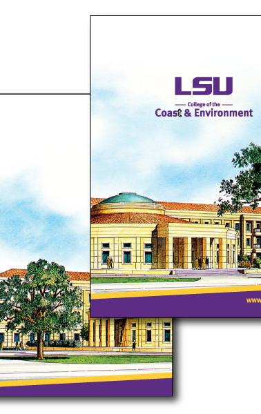 LSU Coast & Environment Folder