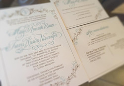 Mary and Travis Wedding
