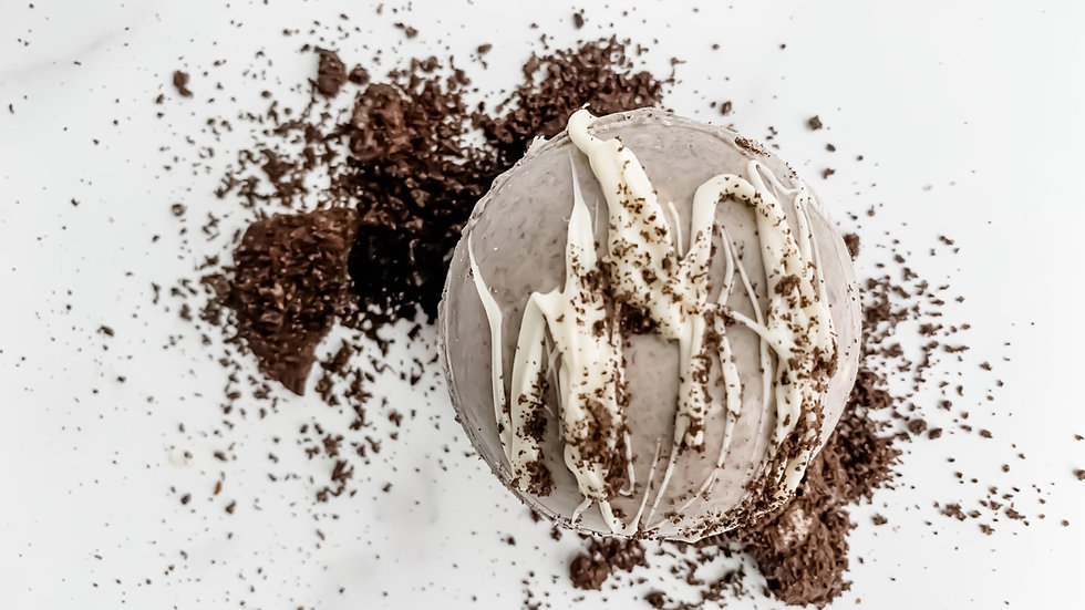 Cookies & Cream Cocoa Bomb