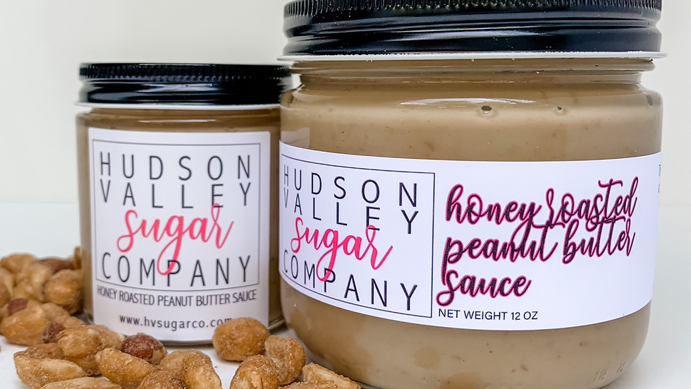 Honey Roasted Peanut Butter Sauce