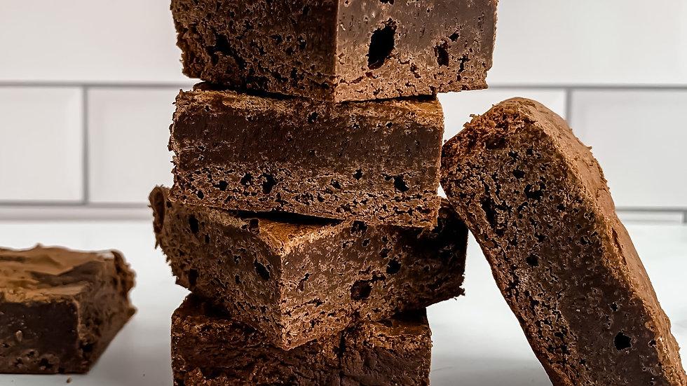 Dark Cocoa Brownie