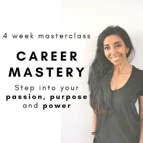 Career Mastery Enrolment