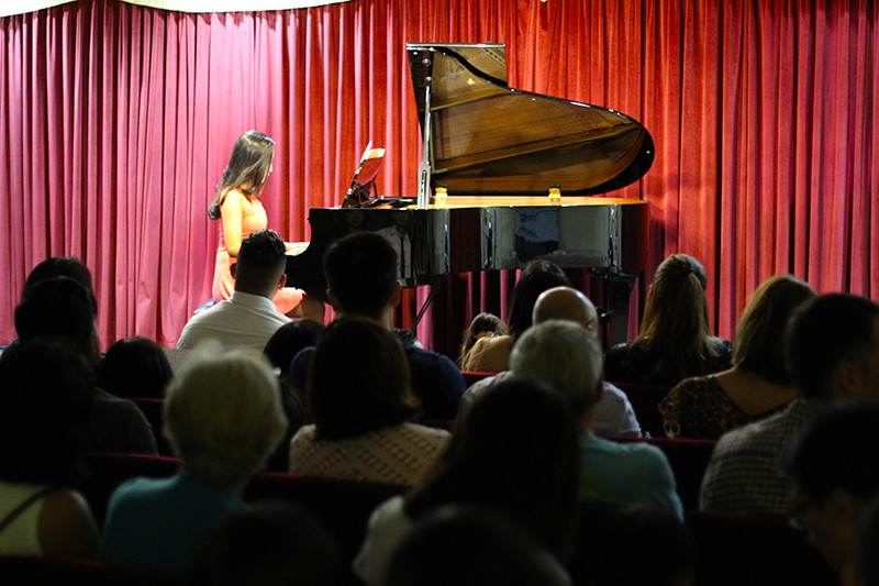 Grace Recital Hall Concert