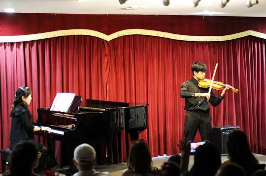 Grace Recital Hall Concert