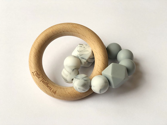 Teething Rattle Toy