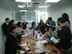 2- Escorting PhD students