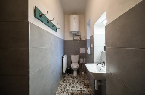 koupelna je součástí pokoje © Petr Louženský