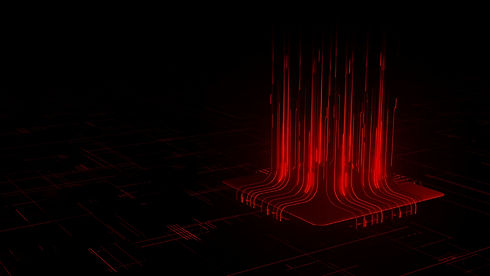 3d-rendering-digital-binary-data-microch