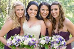 calgary wedding makeup