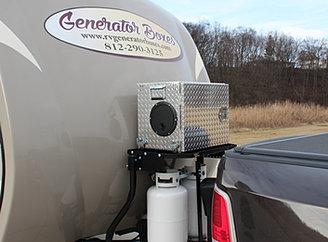 Travel Trailer Generator Box Lawrenceburg Generator Boxes