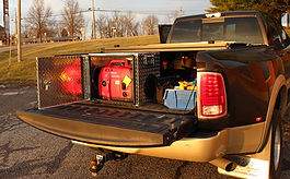 Generator Boxes for Camper