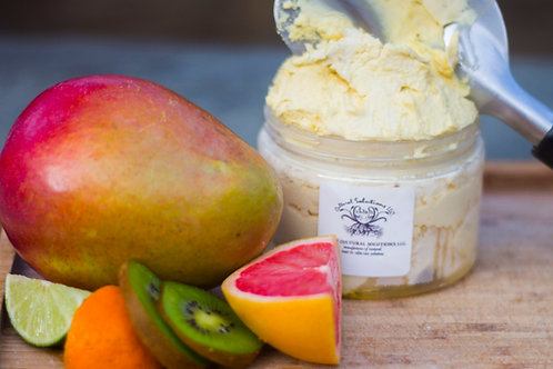 Specialty Whipped Butter: ISLAND BUTTER (8oz)