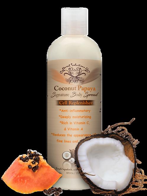 Signature Cell Replenishing Body Spread: Coconut Papaya (8oz)