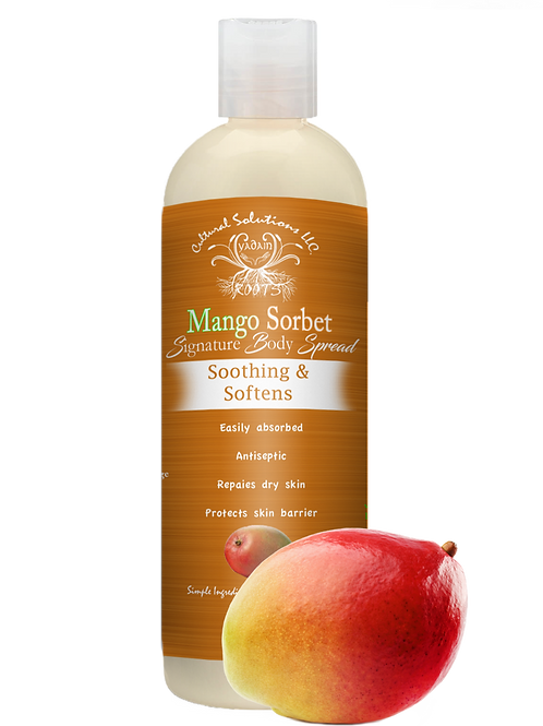 Mango Sherbert Body Spread 8oz.