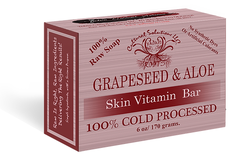 Grapeseed & Aloe Skin Conditioner Bar